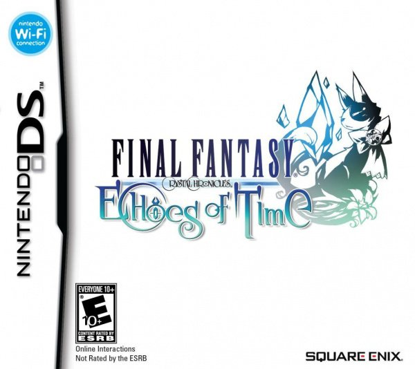 Final Fantasy Crystal Chronicles: Echoes of Time Cover Artwork