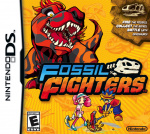 Fossil Fighters Cover (Click to enlarge)