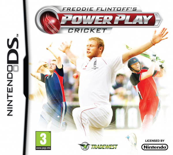 Freddie Flintoff's Power Play Cricket (DS) News