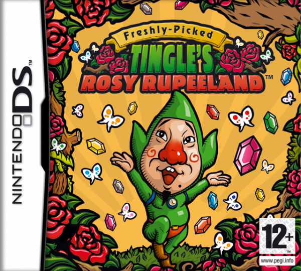 Freshly-Picked Tingle's Rosy Rupeeland Cover Artwork