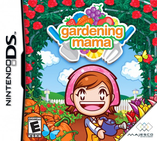 Gardening Mama Cover Artwork