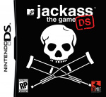 Jackass the Game DS Cover (Click to enlarge)