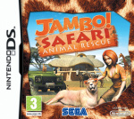 Jambo! Safari Cover (Click to enlarge)
