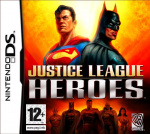 Justice League Heroes Cover (Click to enlarge)