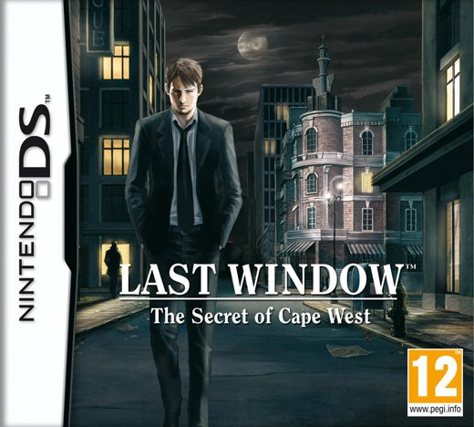 Last Window: The Secret of Cape West Cover Artwork