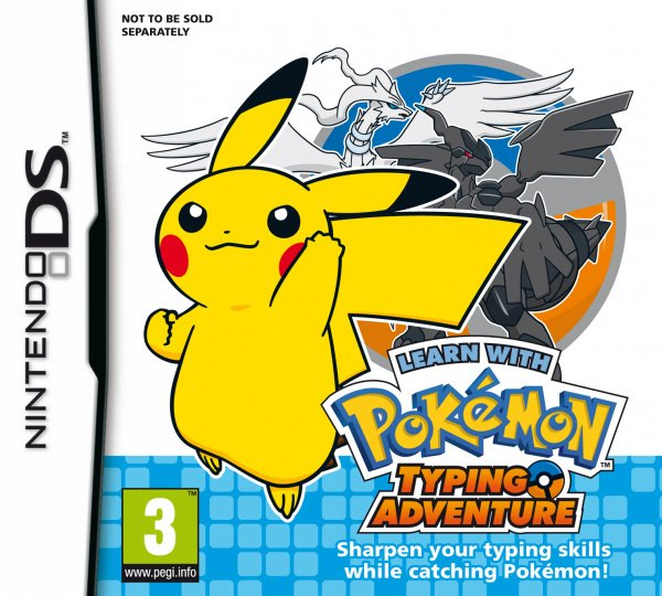 Learn With Pokémon: Typing Adventure Cover Artwork