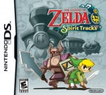 The Legend of Zelda: Spirit Tracks Cover (Click to enlarge)