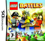 LEGO Battles Cover (Click to enlarge)