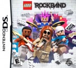 LEGO Rock Band Cover (Click to enlarge)