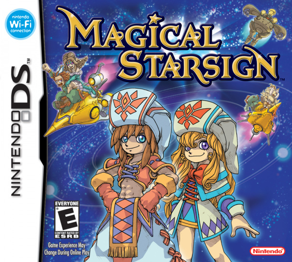 Magical Starsign Cover Artwork