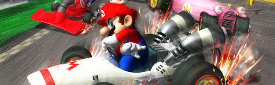 Mario Kart DS — Nintendo DS