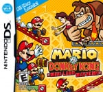 Mario vs. Donkey Kong: Mini-Land Mayhem! Cover (Click to enlarge)