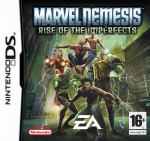 Marvel Nemesis: Rise of the Imperfects Cover (Click to enlarge)