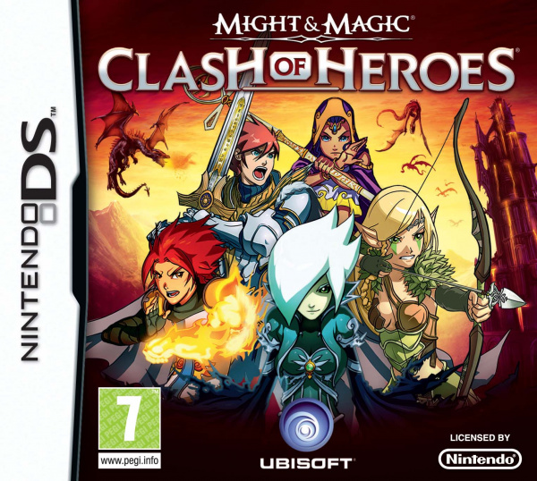 Might and Magic: Clash of Heroes Cover Artwork