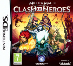 Might and Magic: Clash of Heroes Cover (Click to enlarge)