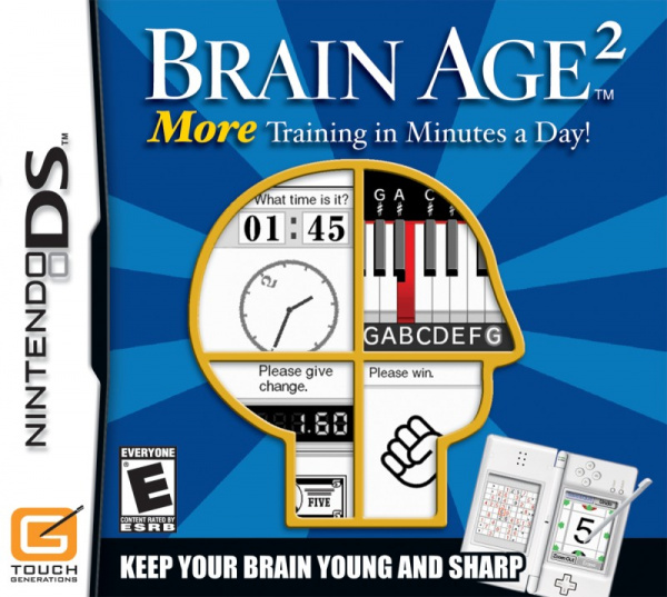 Games Brain Training
