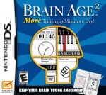 More Brain Training: How Old Is Your Brain? Cover (Click to enlarge)