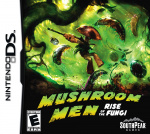 Mushroom Men: Rise of the Fungi Cover (Click to enlarge)