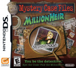 Mystery Case Files: MillionHeir Cover (Click to enlarge)