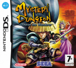 Mystery Dungeon: Shiren the Wanderer Cover (Click to enlarge)