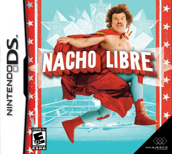 Nacho Libre Cover Artwork