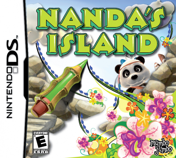 Nanda's Island Cover Artwork