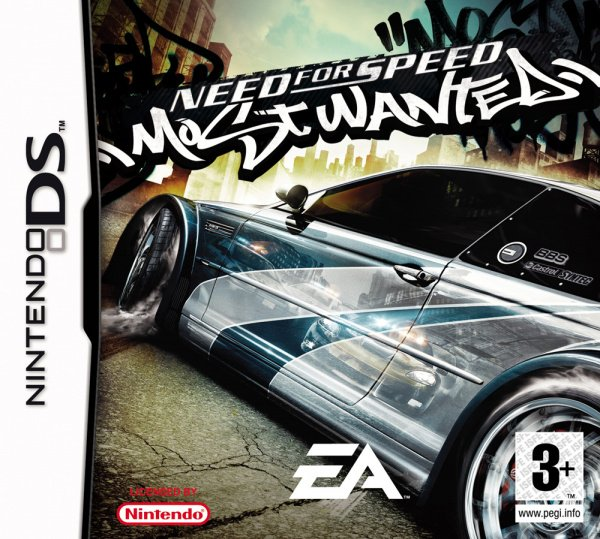 Need For Speed: Most Wanted Cover Artwork