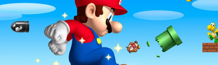 14. New Super Mario Bros. — DS