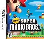 New Super Mario Bros. Cover (Click to enlarge)