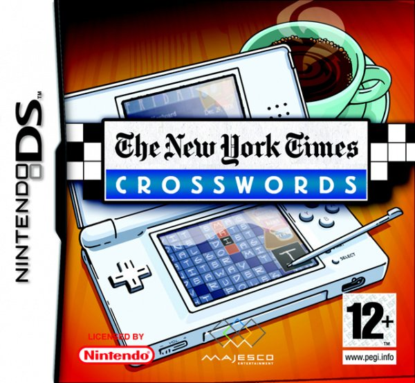 The New York Times Crosswords Cover Artwork