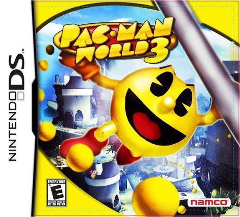 Pac-Man World 3 Cover Artwork