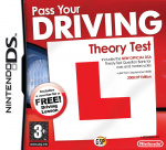 Pass Your Driving Theory Test Cover (Click to enlarge)