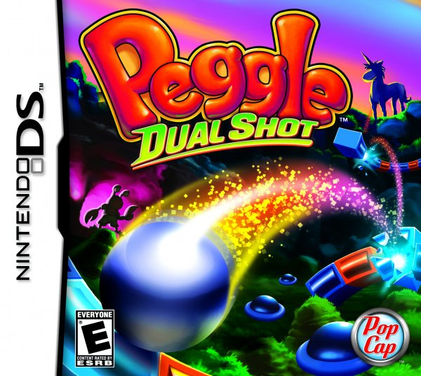 Peggle: Dual Shot Cover Artwork