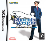 Phoenix Wright: Ace Attorney Cover (Click to enlarge)