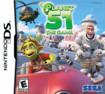 Planet 51 Cover (Click to enlarge)