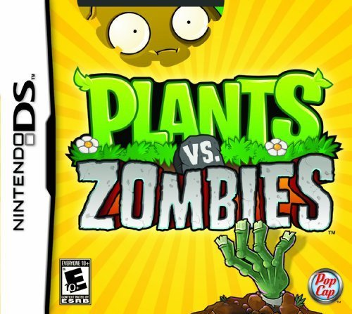 Plants vs. Zombies Cover Artwork
