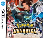 Pokémon Conquest Cover (Click to enlarge)