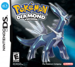 Pokémon Diamond & Pearl Cover (Click to enlarge)