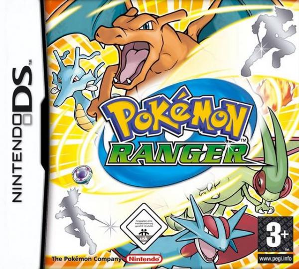Nintendo Ds Pokemon Games : Pokémon ranger review wii u eshop ds nintendo life