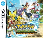 Pokémon Ranger: Guardian Signs Cover (Click to enlarge)