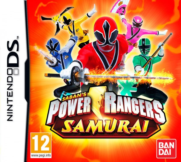 Power Rangers Samurai Ds News Reviews Trailer