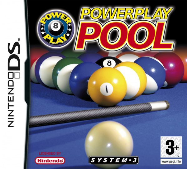 PowerPlay Pool Cover Artwork