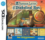 Professor Layton and Pandora's Box Cover (Click to enlarge)