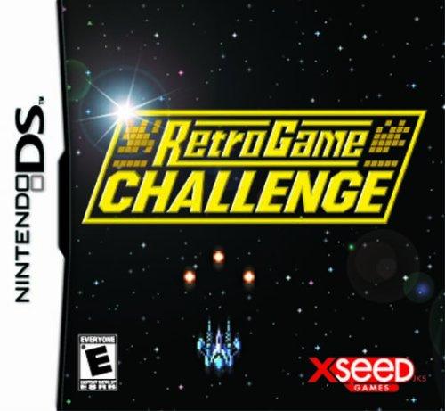 Retro Game Challenge Cover Artwork