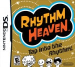 Rhythm Heaven Cover (Click to enlarge)