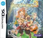 Rune Factory 3: A Fantasy Harvest Moon Cover (Click to enlarge)