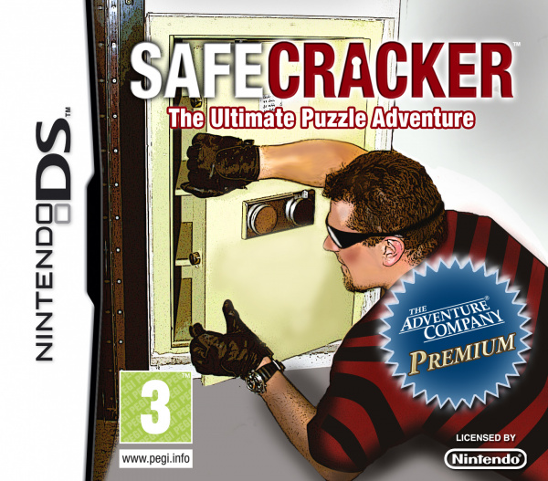 Safecracker Cover Artwork