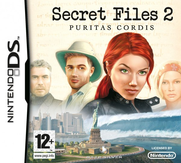 Secret Files 2: Puritas Cordis Cover Artwork