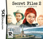 Secret Files 2: Puritas Cordis Cover (Click to enlarge)
