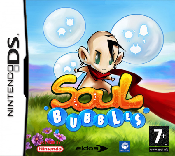 Soul Bubbles Cover Artwork